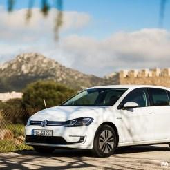 Essai Volkswagen e-Golf 2017 - Photos