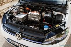 Essai Volkswagen e-Golf 2017 - Moteur