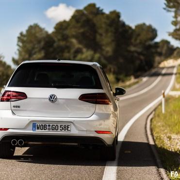 Essai Volkswagen Golf GTE 2017 - Interieur