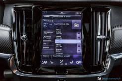 Interieur V90 Volvo