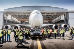 AirFrance - Cayenne A380 - 12