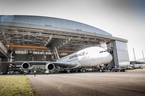 AirFrance - Cayenne A380 - 17