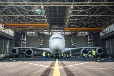 AirFrance - Cayenne A380 - 45