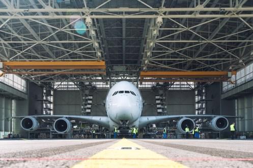 AirFrance - Cayenne A380 - 59