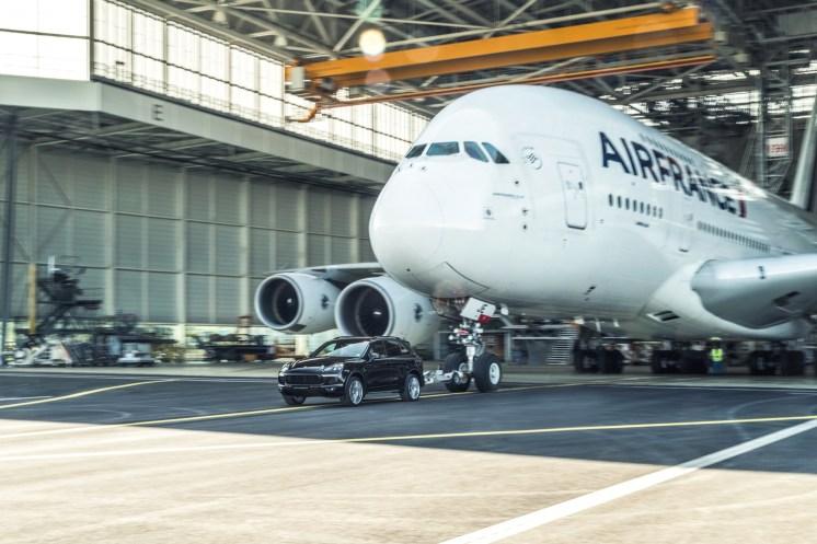 AirFrance - Cayenne A380 - 62