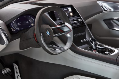 BMW Serie 8 Concept - 39