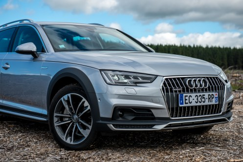 Audi A4 Allroad 2017 - Gonzague-147