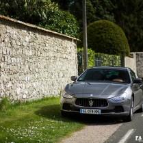 Essai Ghibli S Q4 Maserati - Photos