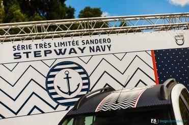 Sandero Stepway Edition limitée - Navy - Pique-nique Dacia 2017