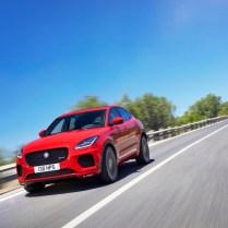 Nouveau SUV E-PACE Jaguar 2017