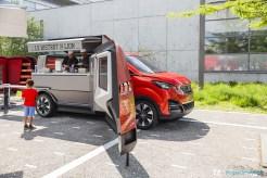Visite Usine PSA - Vélizy (ADN) - Peugeot Food Truck