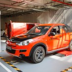 Visite Usine PSA - Vélizy (ADN) - Concept Citroën Cruise Crosser