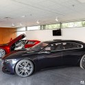 Visite Usine PSA - Vélizy (ADN) - Concept Peugeot Exalt