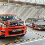 Visite Usine PSA - Vélizy (ADN) - Concept Cars