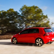 Essai Golf GTI - Photos