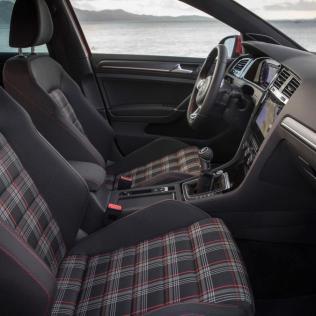 Essai Volkswagen GTI Performance Golf - Interieur
