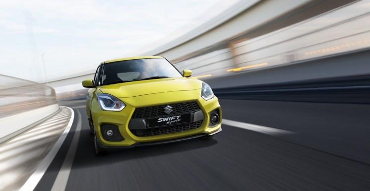 Suzuki Swift Sport - 01