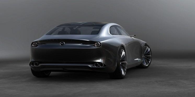 Mazda Vision Coupé - 10