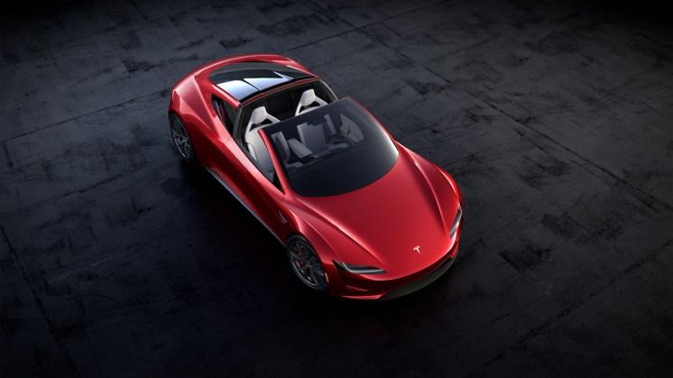 Tesla Roadster - 01