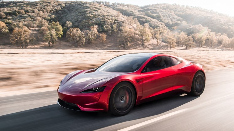 Tesla Roadster - 10