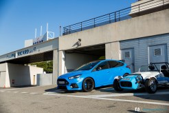 Essai Ford Focus RS Pack Performance sur le circuit Paul Ricard Castellet