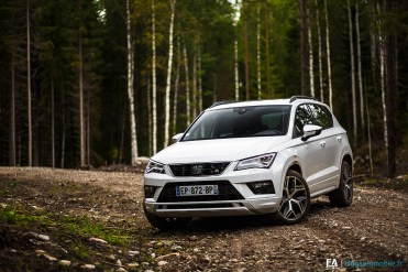 Essai Seat Ateca FR - Roadtrip Finlande (photos)