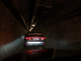 Audi A8 - Tunnel Sous la Manche - Gonzague - 23