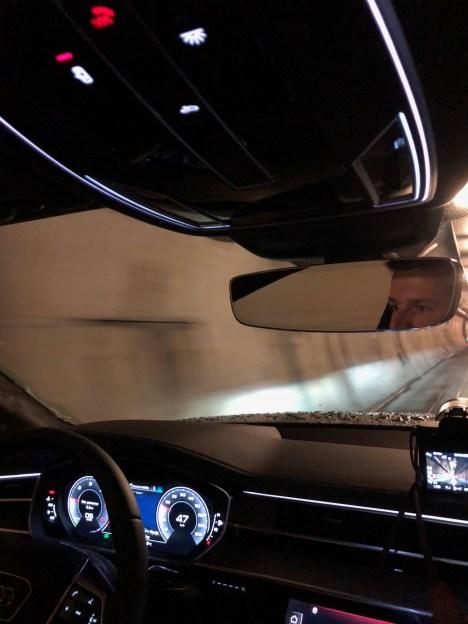 Audi A8 - Tunnel Sous la Manche - Gonzague - 29