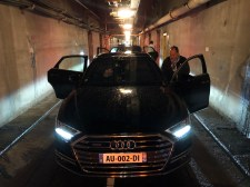 Audi A8 - Tunnel Sous la Manche - Gonzague - 35