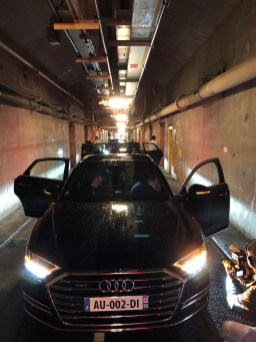Audi A8 - Tunnel Sous la Manche - Gonzague - 36