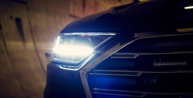 Audi A8 - Tunnel sous la manche - 10