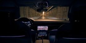 Audi A8 - Tunnel sous la manche - 6