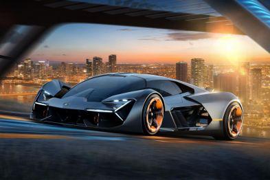 Lamborghini Terzo Mmillennio