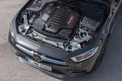 Mercedes-AMG CLS 53 4MATIC+, C257, 2018