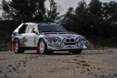 Lancia Delta S4 Groupe B