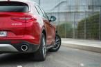 Essai Alfa Romeo - Stelvio 180 Diesel AT8