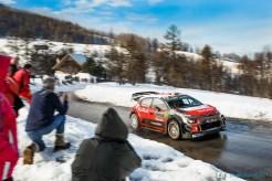 Citroën Racing - Rallye de Monte Carlo 2018 - Photos