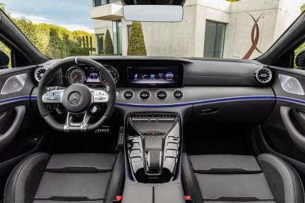 AMG GT 4-Door Coupé - 03