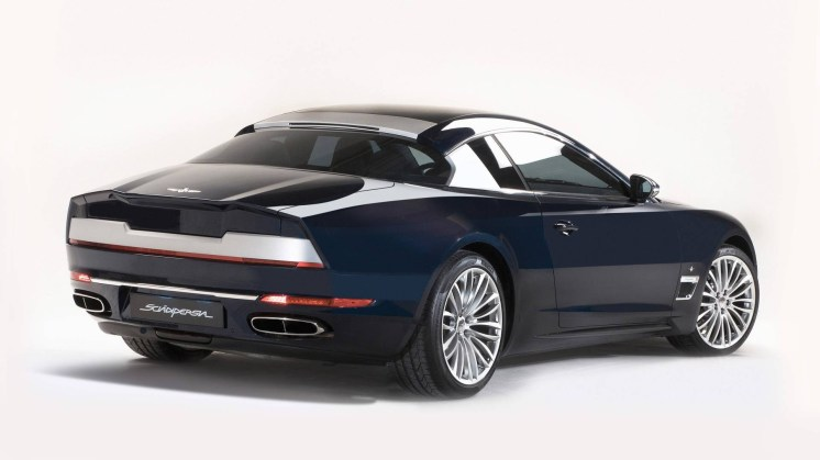 Touring Superleggera Sciadipersia - 24