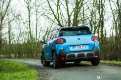 Essai Citroën C3 Aircross Puretech 110