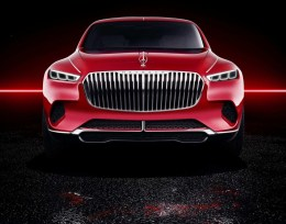 Mercedes Maybach Ultimate Luxury - 01