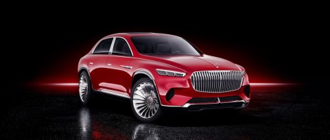 Mercedes Maybach Ultimate Luxury - 02