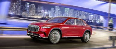 Mercedes Maybach Ultimate Luxury - 06