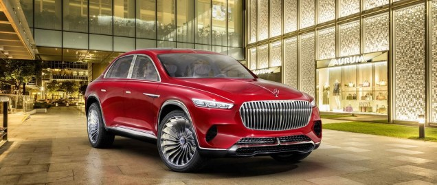 Mercedes Maybach Ultimate Luxury - 08