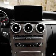 Essai Interieur Mercedes Classe C Cabriolet 220d