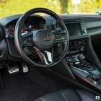 Essai Nissan GT-R R35 570 ch (2017/2018) - Photos intérieur