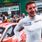Kevin Estre 24 Hours of Le Mans 2018