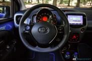 Intérieur nouvelle Toyota Aygo 2018/2019
