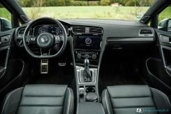 Essai Volkswagen Golf R 310