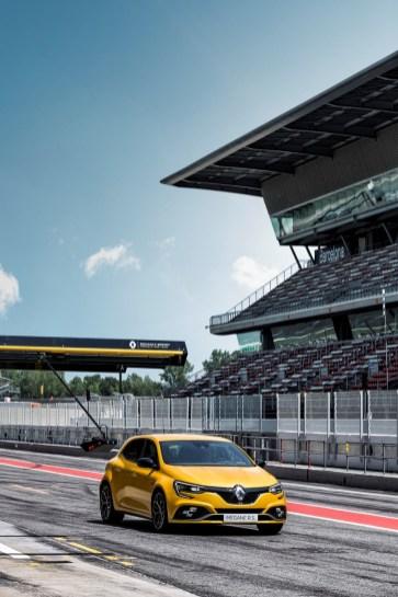 2018 - Nouvelle Renault MÉGANE R.S. TROPHY